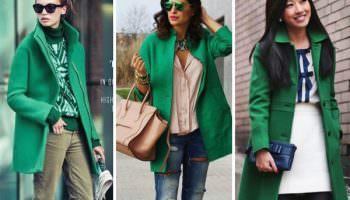 Vert émeraude: une couleur chic pour les femmes chics!