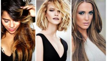 Les tendances les plus en vogue en matière de coloration des cheveux en 2019 (162 photos)