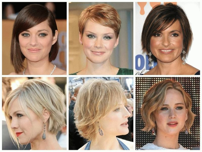 Coupes de cheveux et coiffures à la mode pour les femmes de 40, 50 ans et plus 2019 (163 photos)