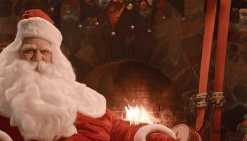 Salut personnalisé du père Noël pour votre enfant