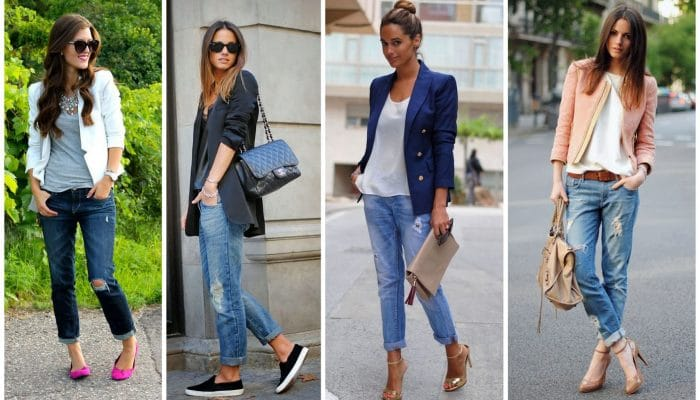 Quelles chaussures porter sous un jean? (75 photos)