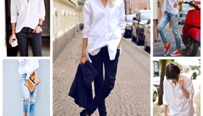 Comment porter une chemise et un jean? (50 photos)