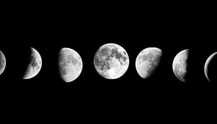 Calendrier lunaire pour mars 2019