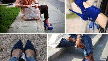 Que porter avec des chaussures en daim: soin, choix d'un modèle (40 photos)
