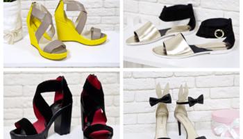 Quoi porter avec des sandales aux couleurs vives (51 photos)