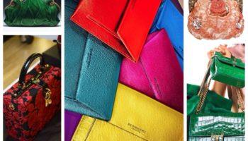 Comment porter des sacs de différentes catégories de couleurs (100 photos)
