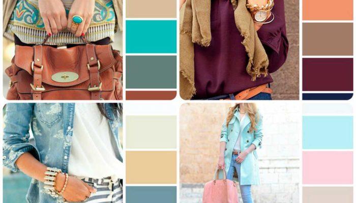 La bonne combinaison de couleurs dans les vêtements des filles (50 photos)