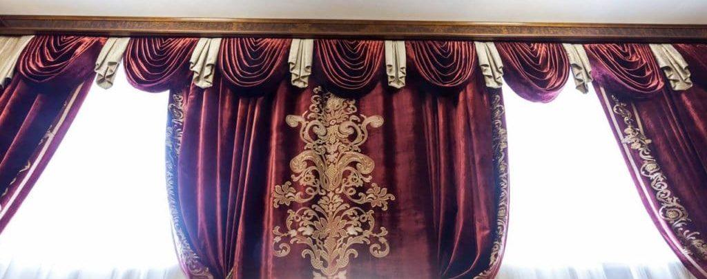 Comment coudre des rideaux avec vos propres mains: rideaux légers; lourds rideaux avec lambrequins