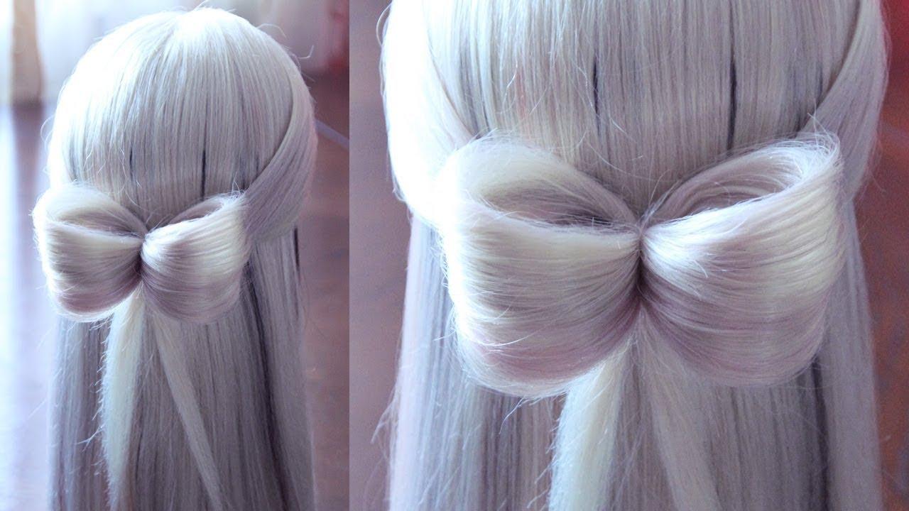 Comment faire un arc de cheveux