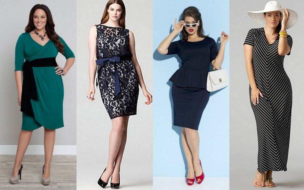 Vêtements pour femmes minces et offrant une réduction visuelle du volume (66 photos)