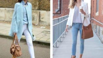 Que porter avec un jean léger (50 photos)
