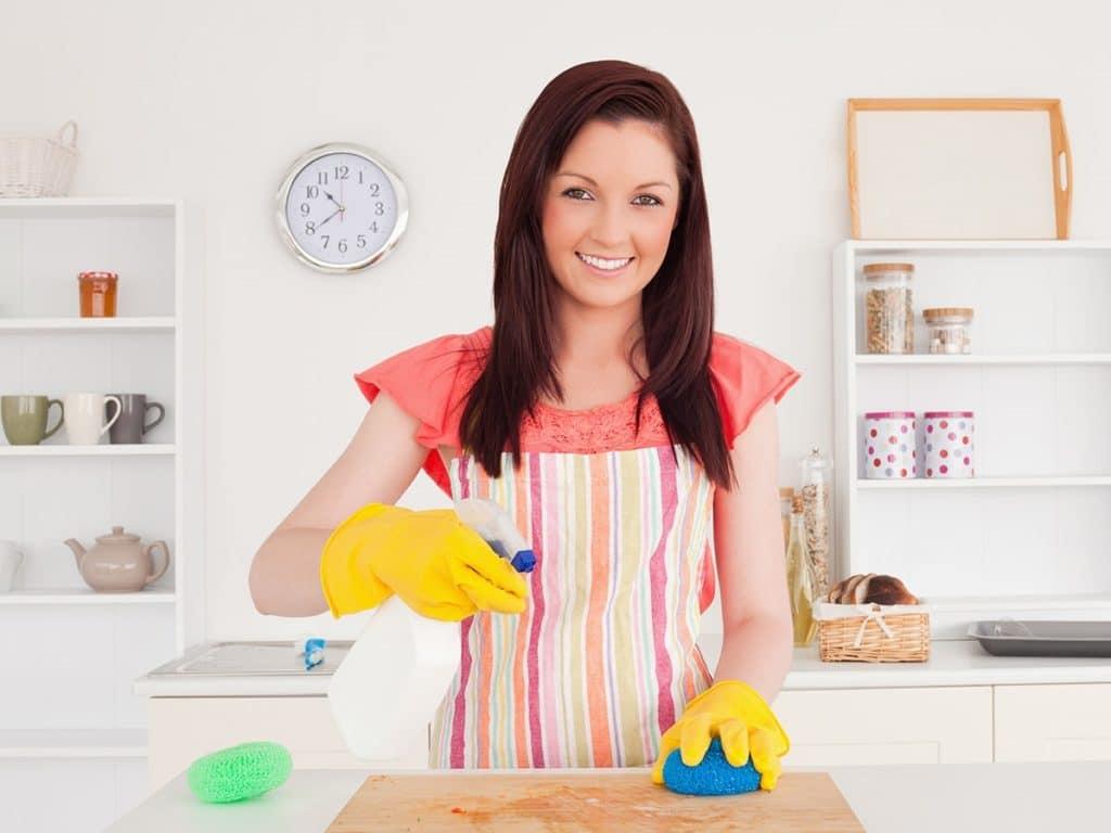 Comment mettre rapidement les choses en ordre à la maison?