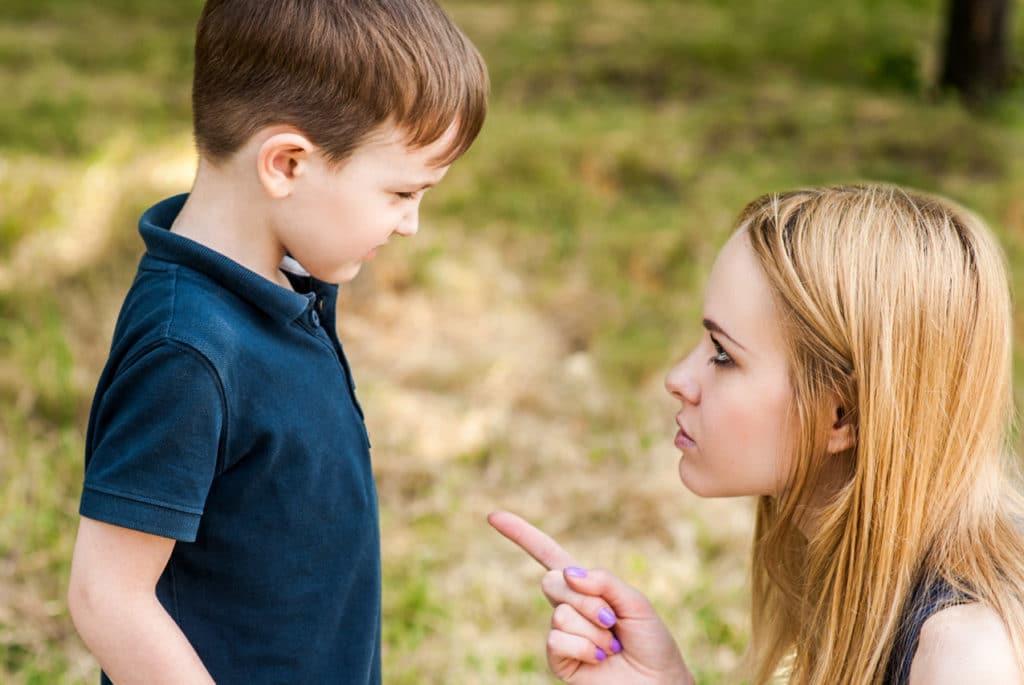 10 phrases qu'un enfant ne peut pas parler