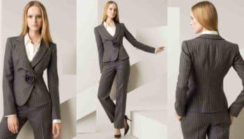 Les bases de la garde-robe de bureau et comment la diversifier? (60 photo)