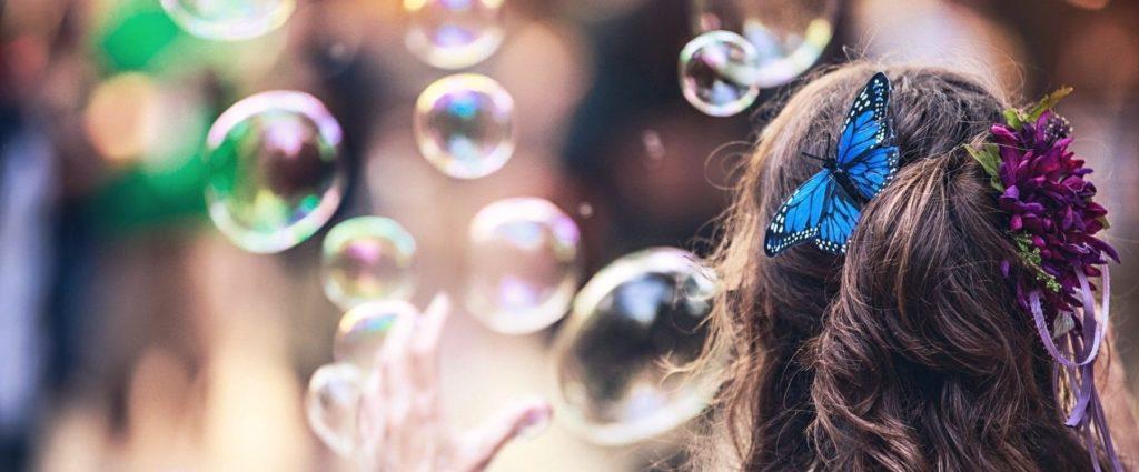 Comment faire des bulles de savon à la maison