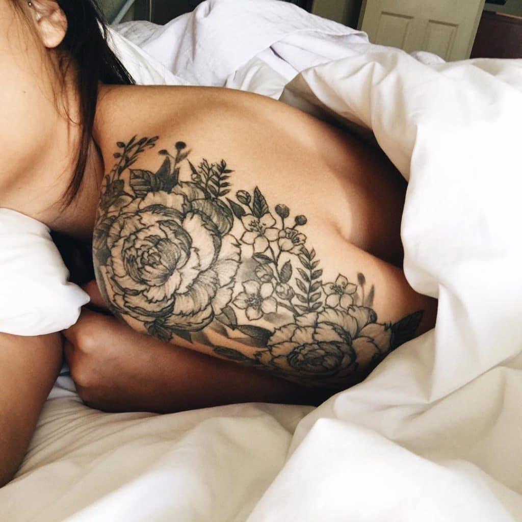 Tatouages féminins sur le bras - les meilleures idées! (70 photos)