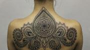 Modèles de tatouage pour femmes - les meilleures idées! (50 photos)