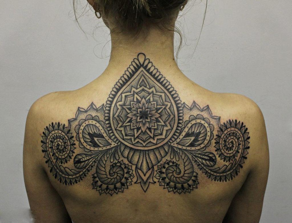 Les modèles de tatouage pour femmes - les meilleures idées! (50 photos)