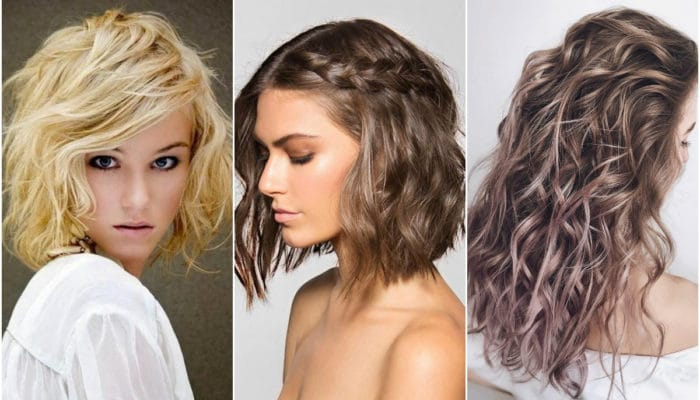 Coupes de cheveux, coiffures et coiffures à la mode pour l'automne 2019 (160 photos)