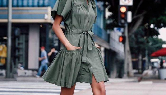 Robes à la mode 2020 (photo)